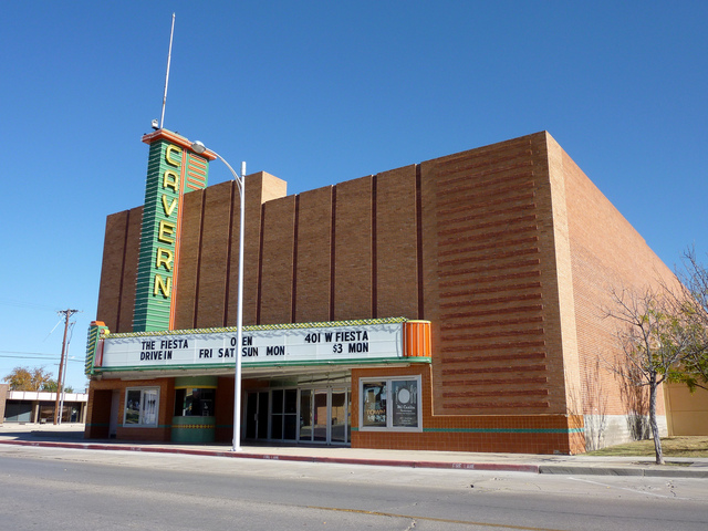Cavern Theatre - November, 2010