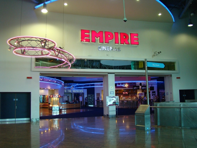 EMPIRE CINEMAS, NEWCASTLE ON TYNE.