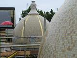 Mosaic domes