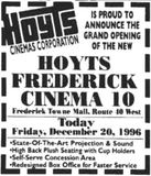 Hoyt's Frederick Towne Mall