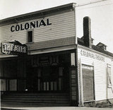 COLONIAL Theatre, Bemerton, Washington in September 1935.