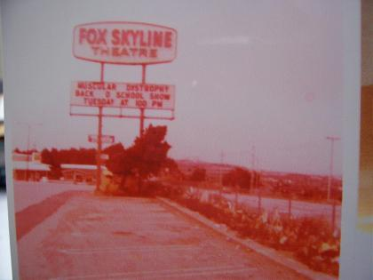 Fox Skyline Theater