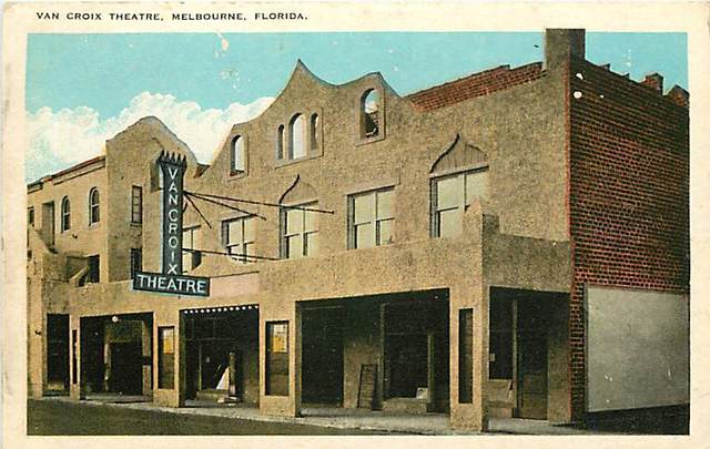 Van Croix Theater, Melbourne, FL
