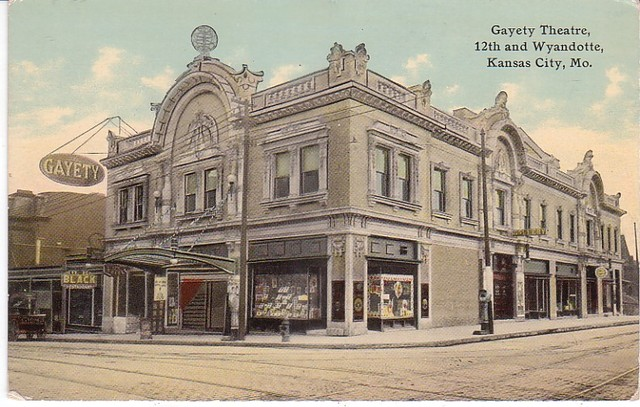 Gayety Theatre Kansas City