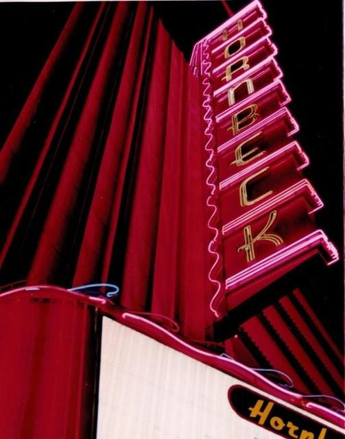 Hornbeck Theatre - Shawnee, OK.