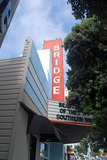 Bridge Theatre Sign