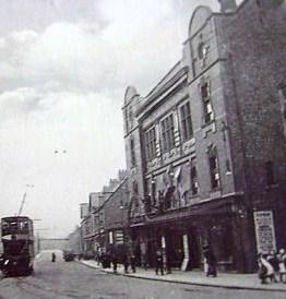 Hippodrome Theatre Leigh