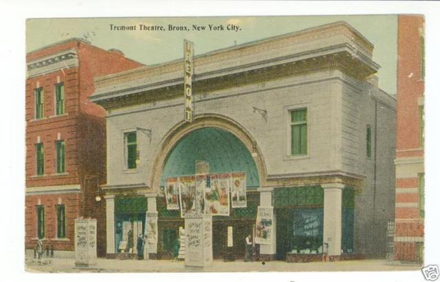 Tremont Theatre, Bronx NY