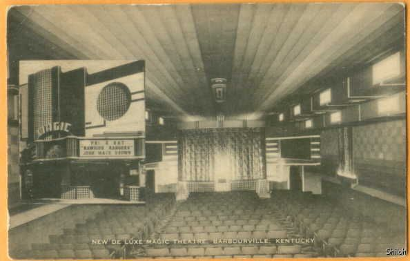 Magic Theatre, Barbourville, KY