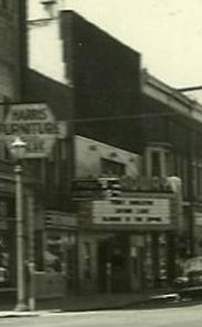 BROADWAY Theatre, Mount Pleasant, Michigan (1940s)