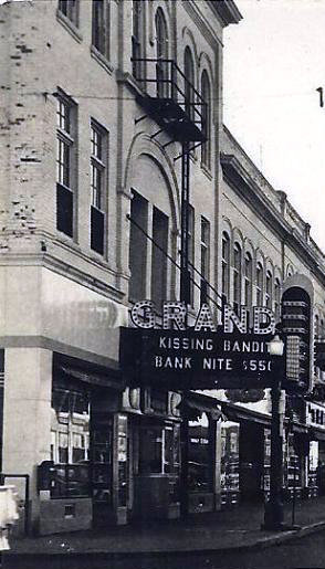 GRAND Theatre, Jamestown, North Dakota
