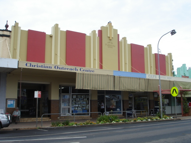 Western Monarch Theatre