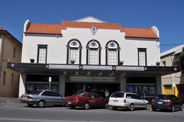 Capitol Cinema Centre 3