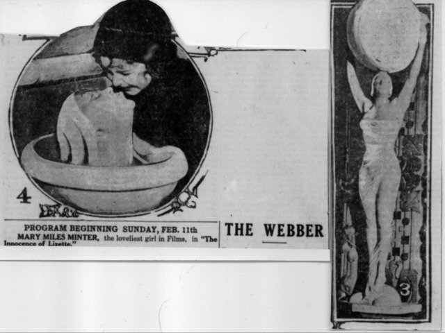 Webber Theater - 1917