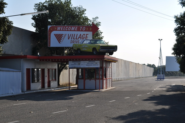 Village Triple Drive-In