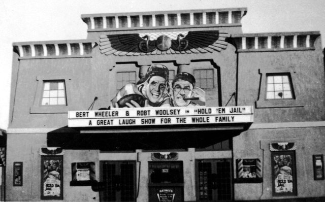 EGYPTIAN Theatre, Delta, Colorado