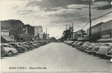 Albertville Princess Theater circa early 1940's
