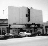 Albertville Caroll Theater circa late 1960's