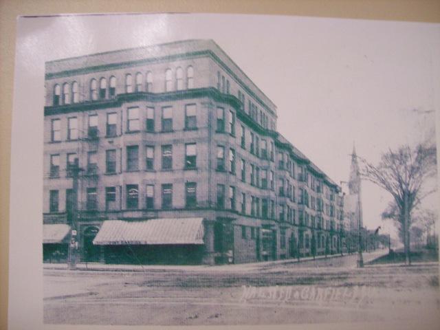 Brynes Building