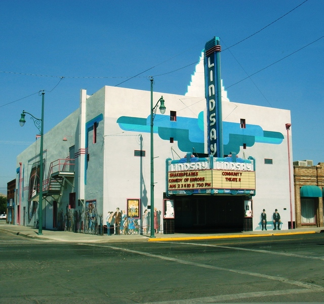 The Lindsay Theater