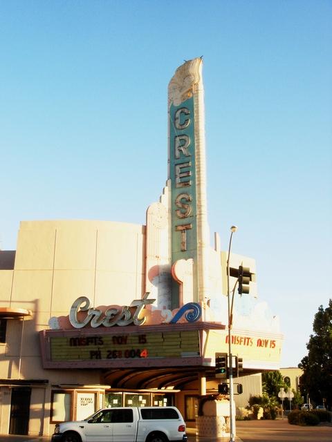 The Crest Theatre