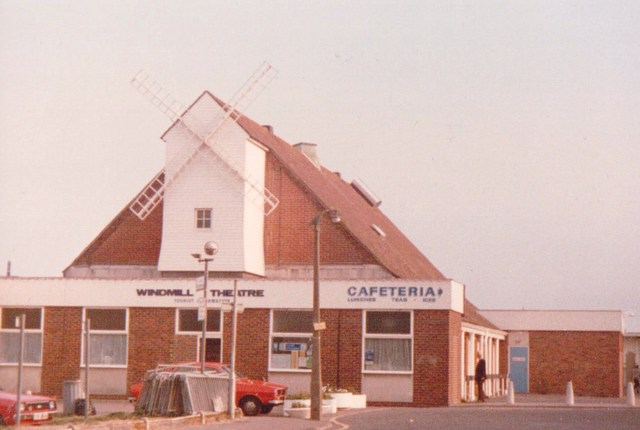 Windmill Entertainment Centre