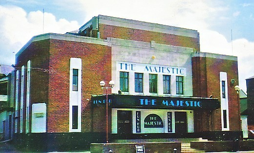 The Majestic Cinema, Caernarfon