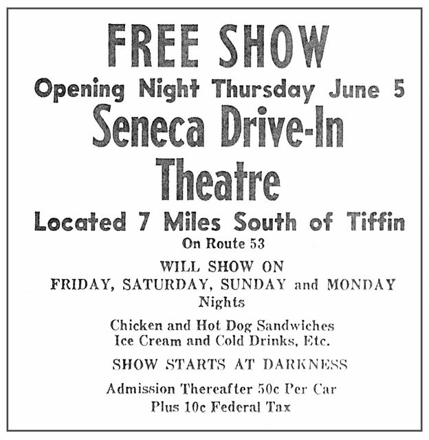 Seneca Drive-In