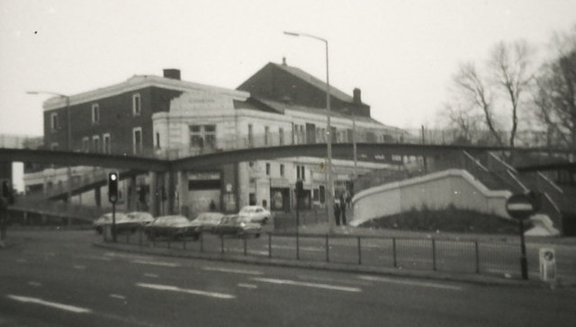 Shaftesbury Cinema 1979
