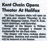 Halifax Rocking Chair Theatre