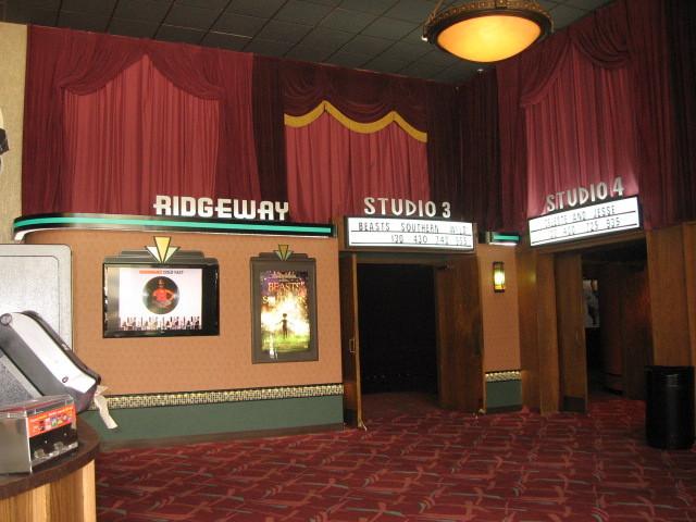 Corner of Ridgeway lobby 2012