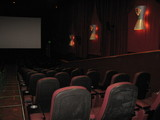 Another view of theatre 3 under work lights--2012
