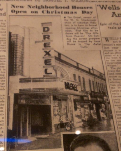 Drexel Theatre Open