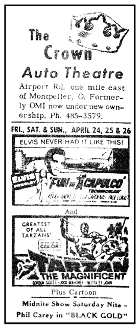 APRIL 23 1964