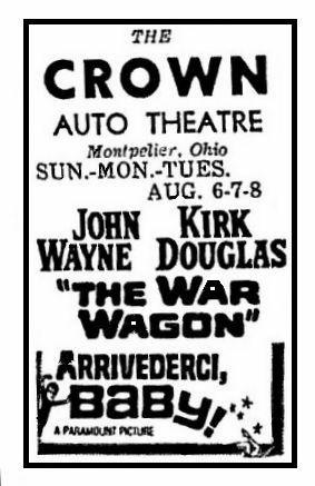 Crown Auto Theatre