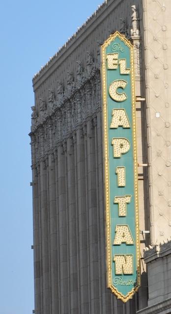 The Sign of El Cap