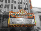 The El Capitan Marquee