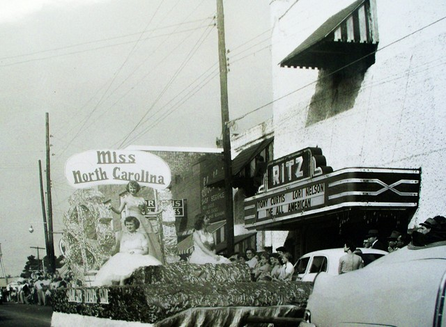 Yam Festival Parade 1947