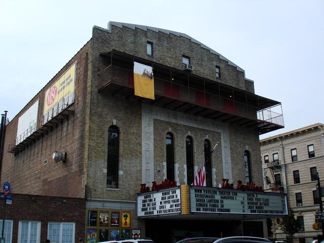 Pavilion - June 18, 2011