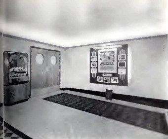 MT. LOOKOUT Theatre, Cincinnati, Ohio, 1940