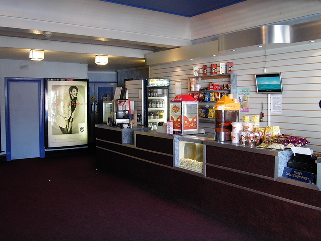 Foyer, July 2012