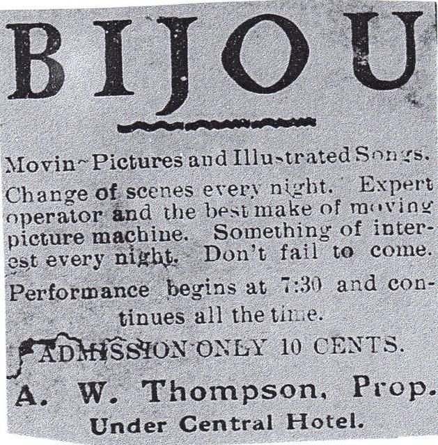 Bijou ad