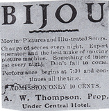 Bijou ad
