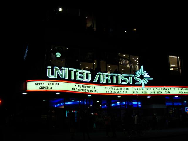 UA Court Street - June 18, 2011