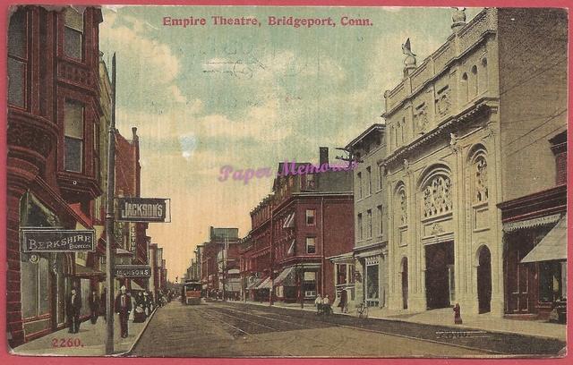 Empire Theatre - 1911