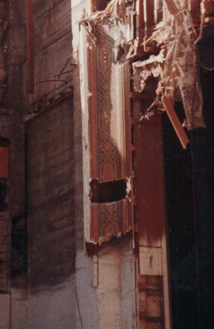 Proscenium Detail