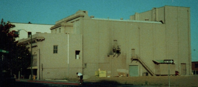 State Theatre Before Demolition