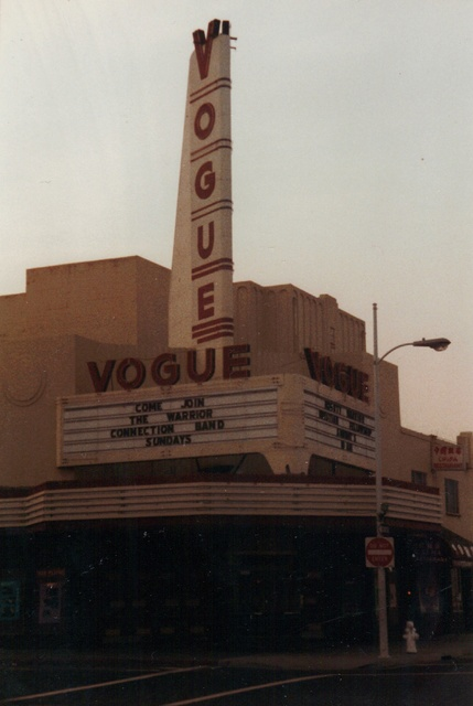 Vogue, Pittsburg