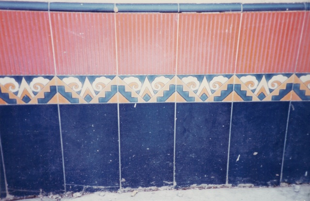 Entrance Tile Detail