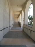 Exit corridor